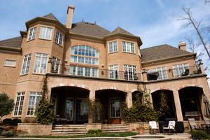 六麓荘 豪邸